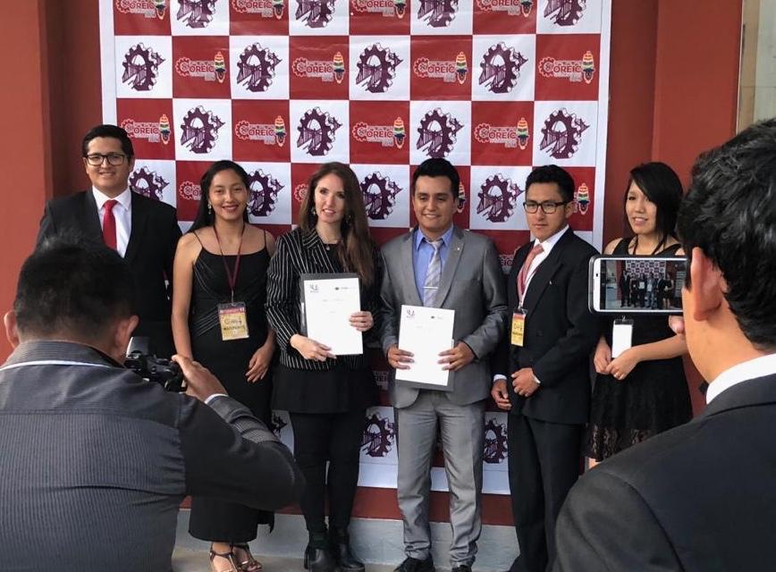 Firma de convenio con 65 universidades públicas y privadas de Perú para Capacitación BIM